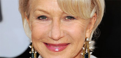 Helen Mirren, guest star vocale dans Glee